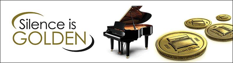 Yamaha silence is golden - coach house pianos